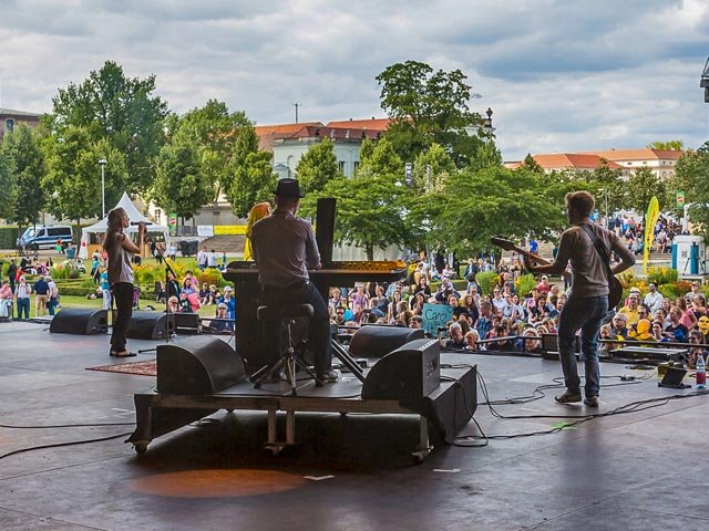 Potsdam on Stage