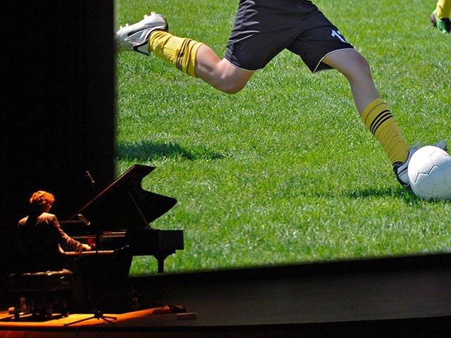 Das DFB-Pokalfinale als Livekonzert